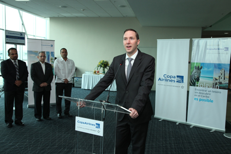 Copa Airlines begins nonstop flights to Holguin