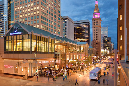 City Center Mall Theater Indianapolis