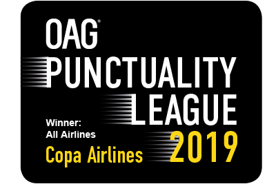 Award to the most punctual airline in the world