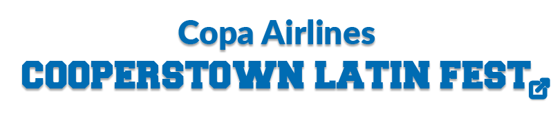 Copa Airlines Cooperstown Latin Fest