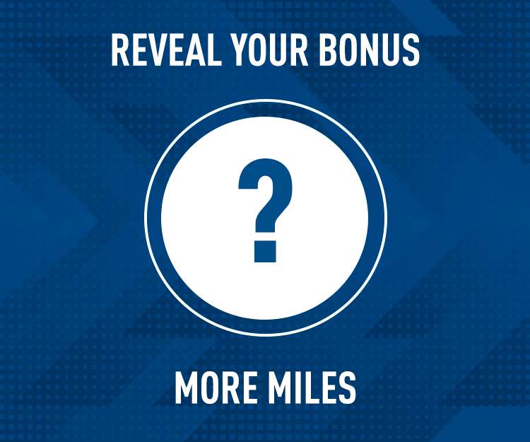 Receive a ConnectMiles bonus now​