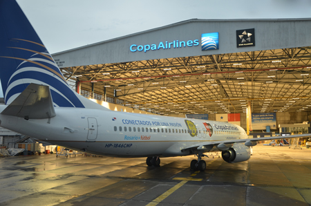 Copa Airlines begins direct flights to Rosario