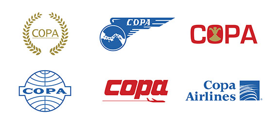 Logos Copa Airlines
