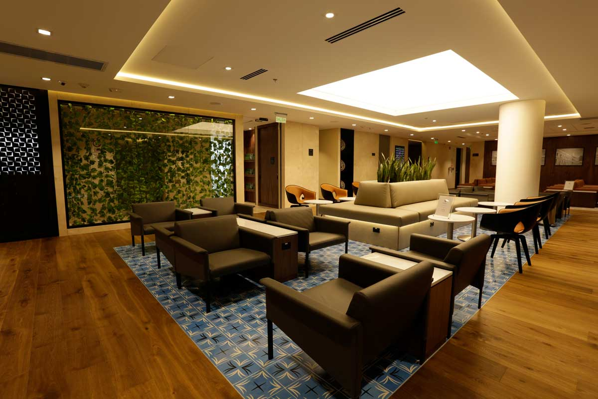 Copa Airlines opens a modern, innovative new Copa Club at El Dorado International Airport in Bogota