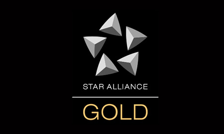 Logo Star Alliance Gold