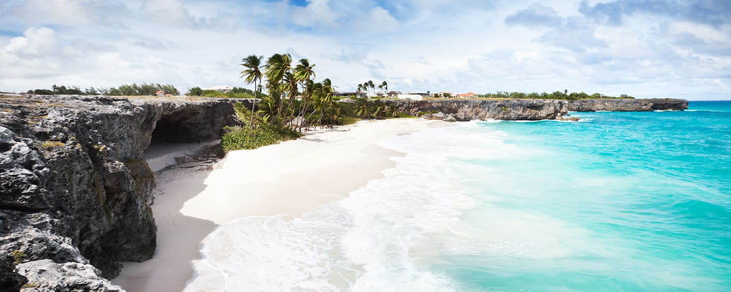 Find Copa Airlines flights from Chile to Barbados from USD 677*