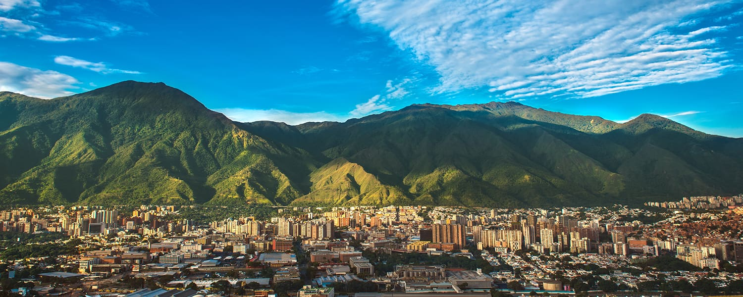 Find Copa Airlines flights from Georgetown (GEO) to Caracas (CCS) from USD 2,022*