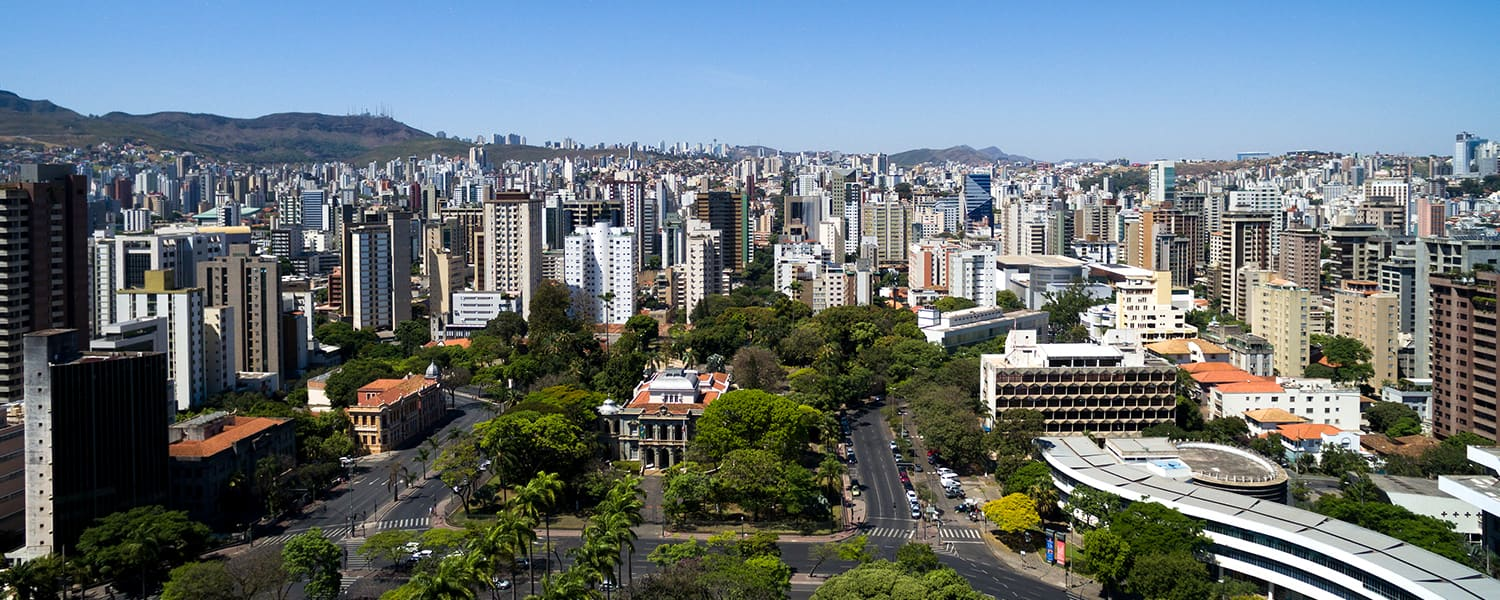 Find Copa Airlines flights from Panama City (PTY) to Belo Horizonte (CNF) from USD 1,066*