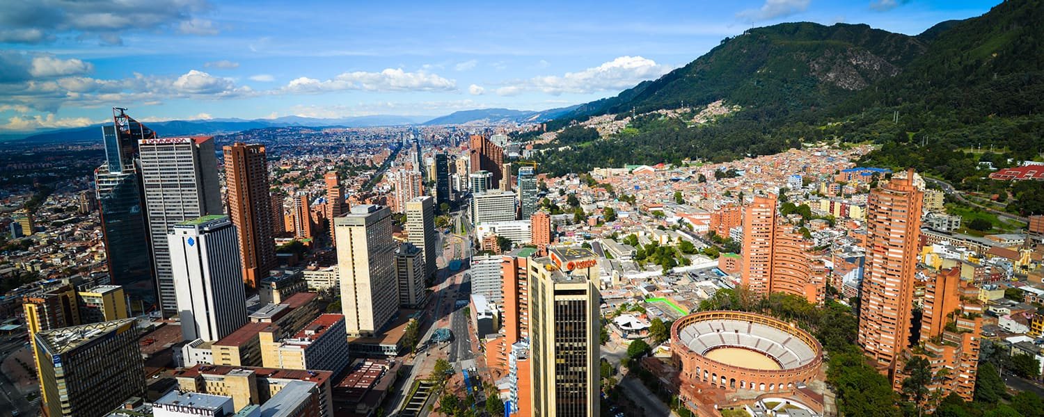 Find Copa Airlines flights from Argentina to Colombia from USD 384*