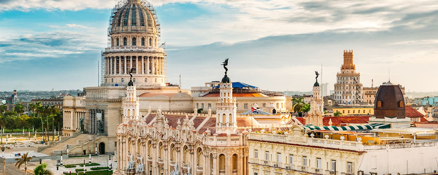 Find Copa Airlines flights from Canada to Cuba from USD 286*