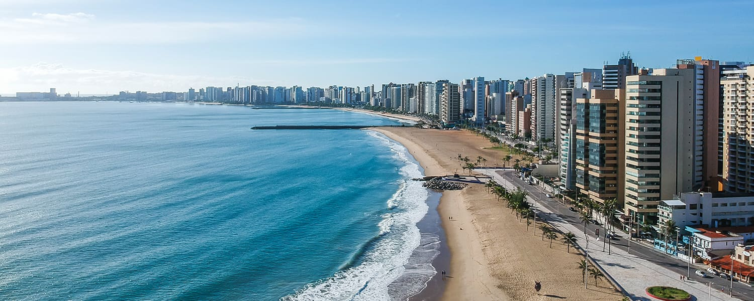 Find Copa Airlines flights from Guatemala City (GUA) to Fortaleza (FOR) from USD 1,082*