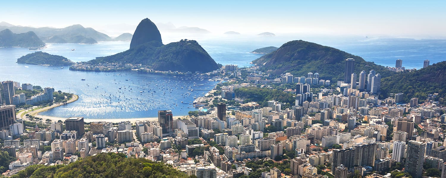 Find Copa Airlines flights from Cuba to Rio de Janeiro (GIG) from USD 752*