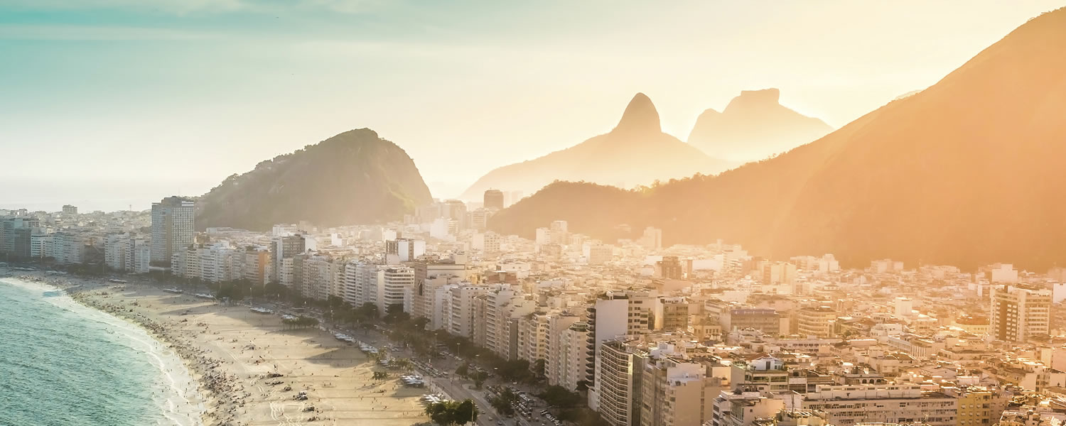Find Copa Airlines flights to Brazil from CAD 951*