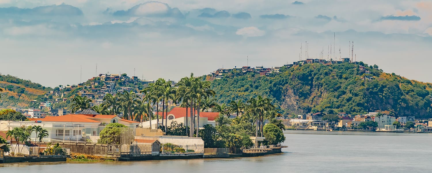 Find Copa Airlines flights to Guayaquil (GYE) from USD 240*