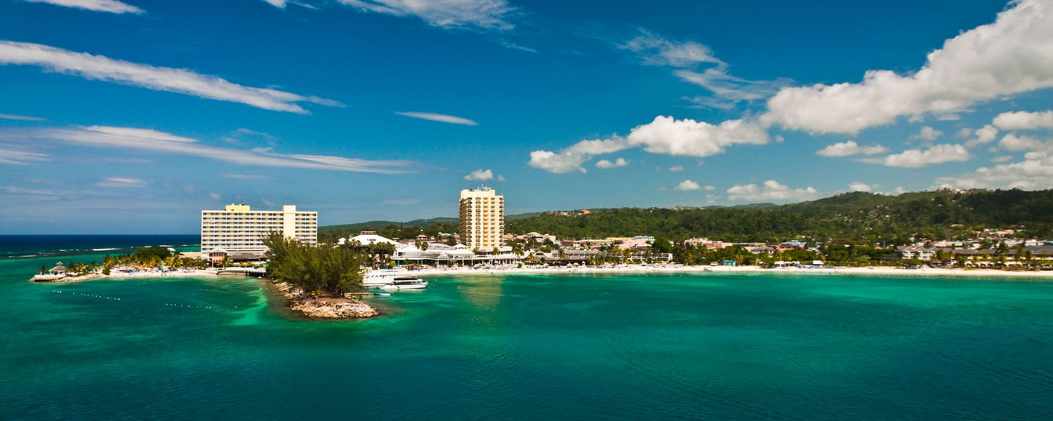 Find flights from Miami (MIA) to Kingston (KIN) from USD 772*