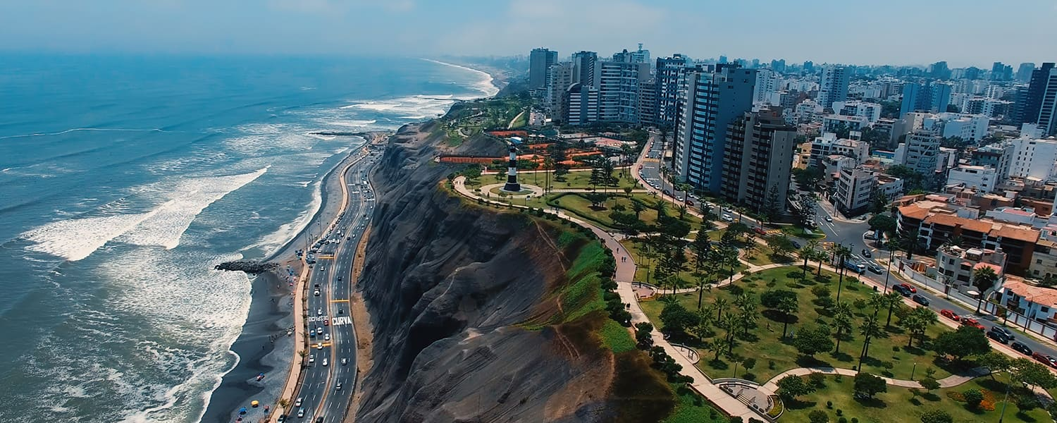 Find flights from Barranquilla (BAQ) to Lima (LIM) from COP 1.295.800*
