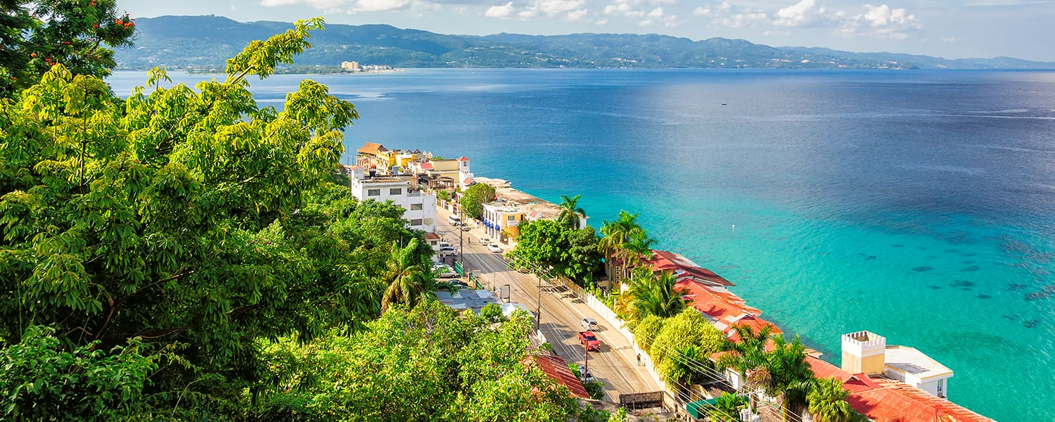Find Copa Airlines flights from Rio de Janeiro (GIG) to Montego Bay (MBJ) from USD 1,108*