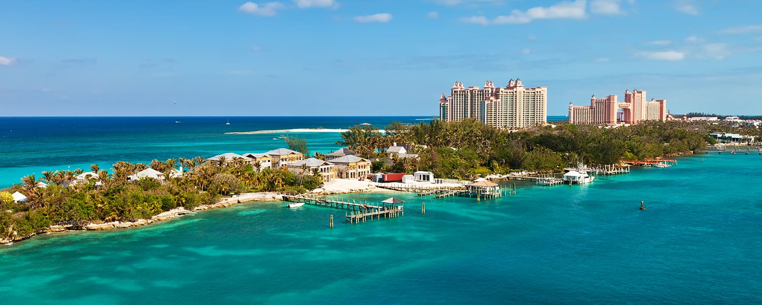 Find flights from Las Vegas (LAS) to Nassau (NAS)