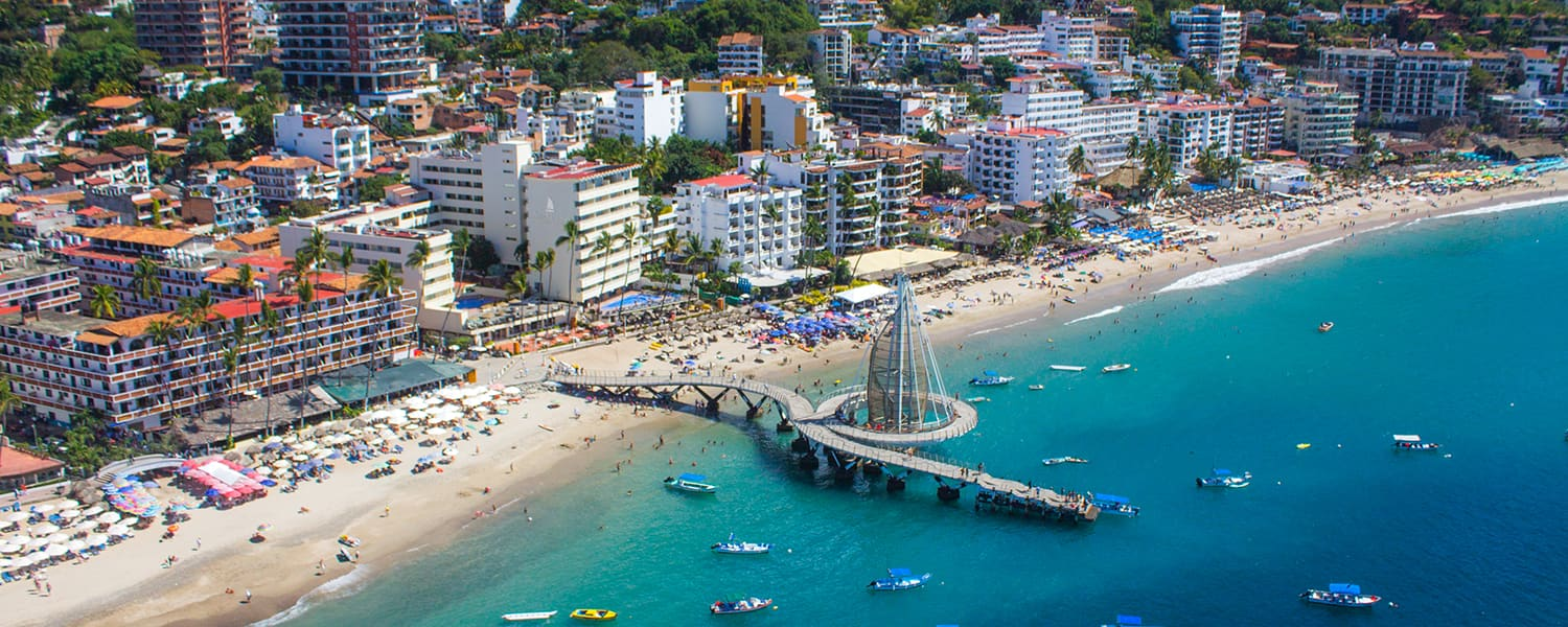 Find Copa Airlines flights to Puerto Vallarta (PVR) from USD 299*