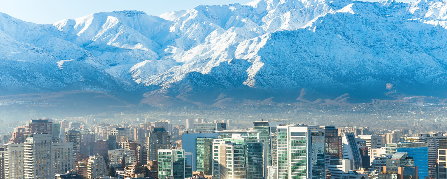 Find flights from Ecuador to Chile from USD 570*