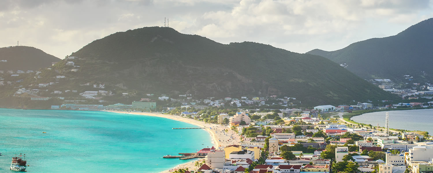 Find flights from San Pedro Sula (SAP) to Saint Martin (SXM)