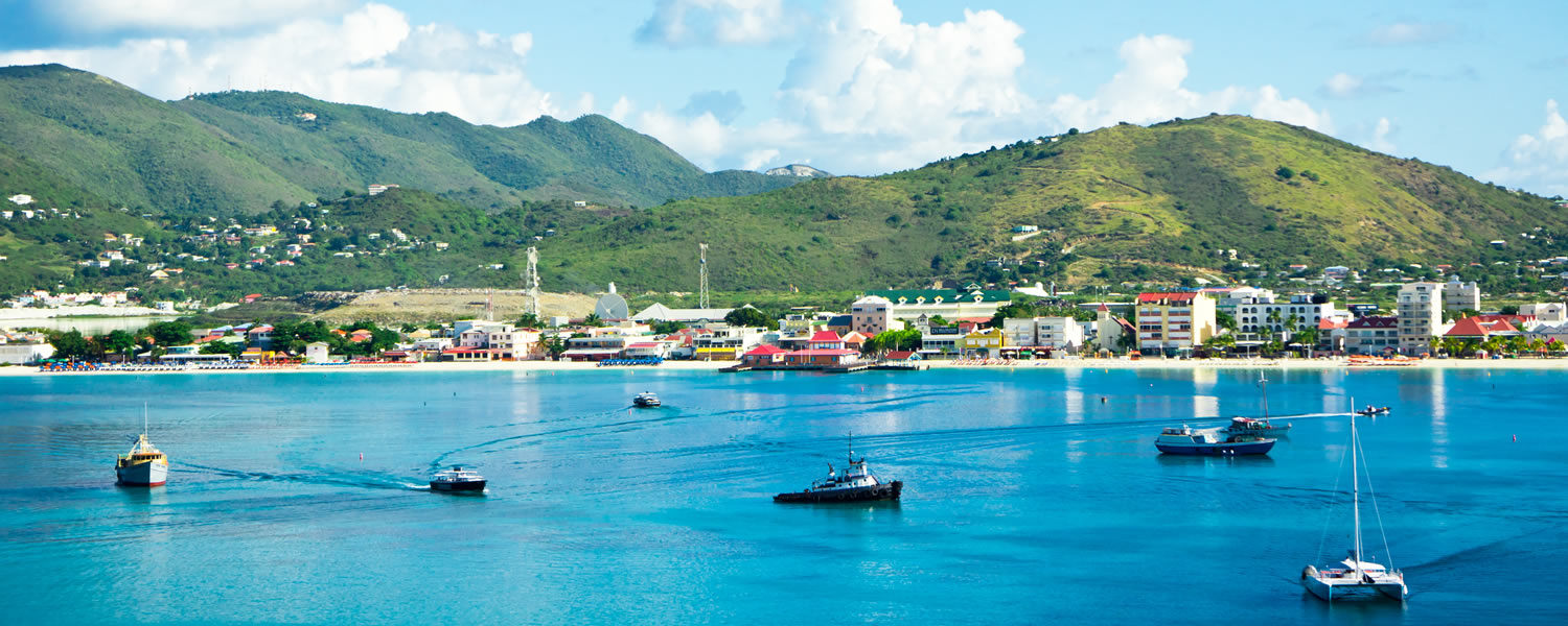 Find flights from Canada to Sint Maarten Island