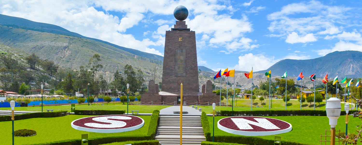 Find flights to Quito (UIO) from MXN 9,477*