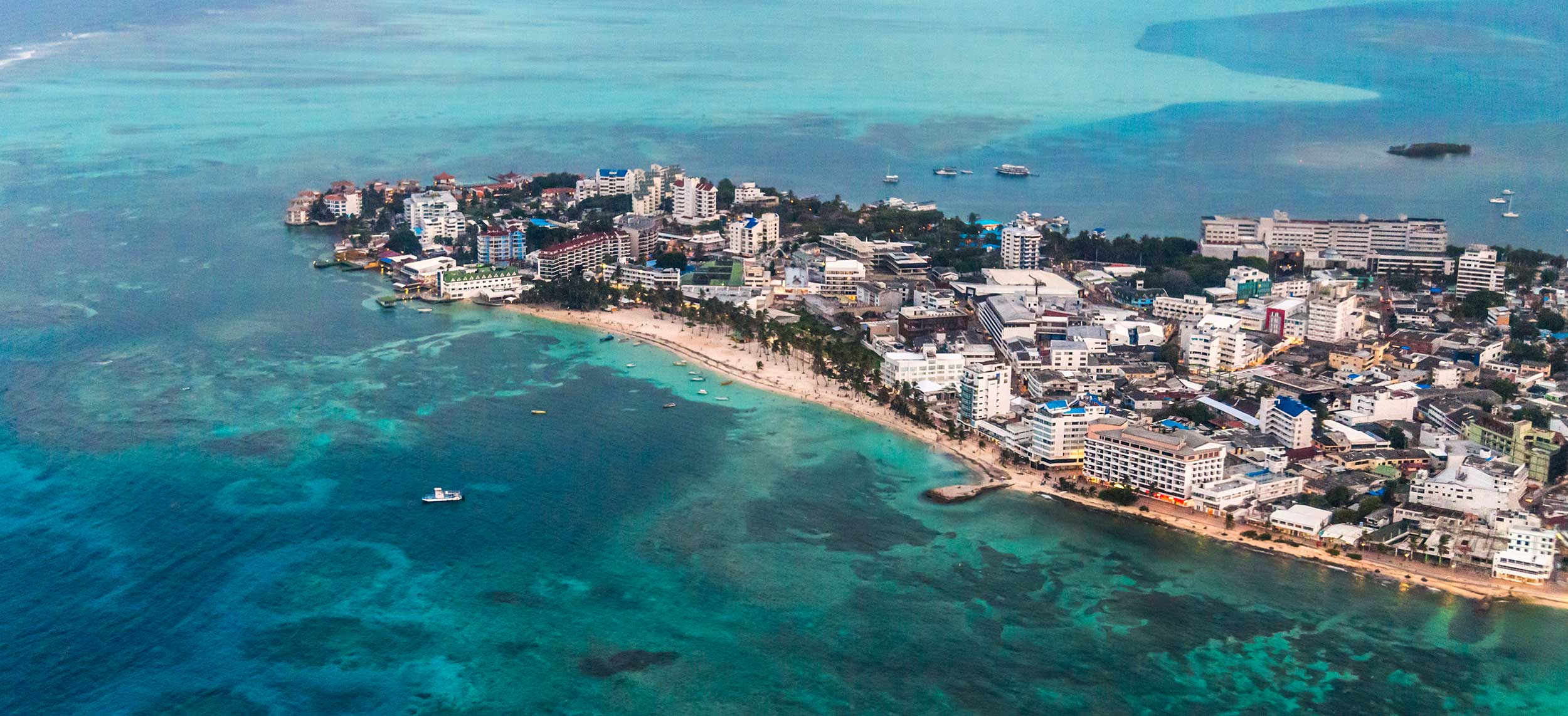 Discover San Andres con Copa Airlines