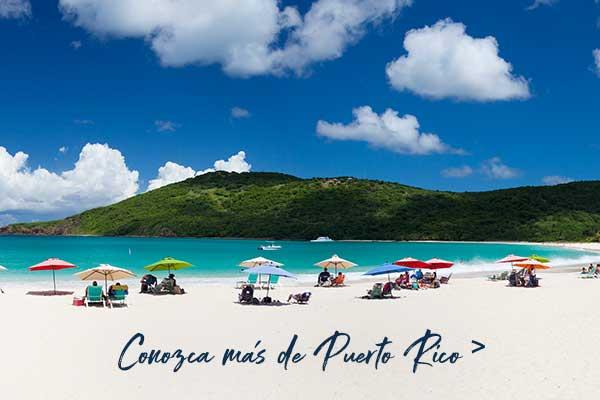 Conozca más de Puerto Rico