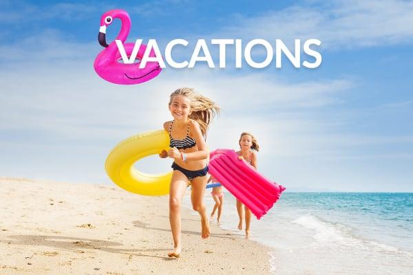 Vacaciones - Planee hoy sus próximas vacaciones