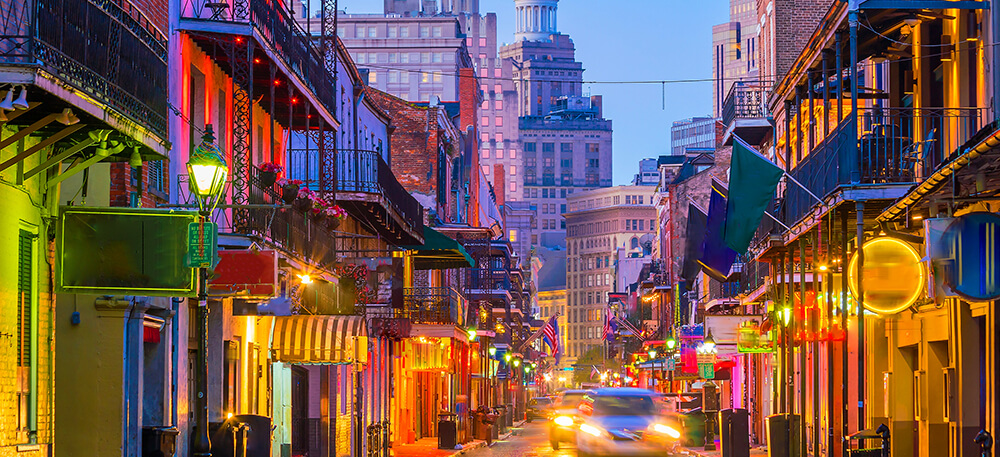 Discover New Orleans with Copa Airlines