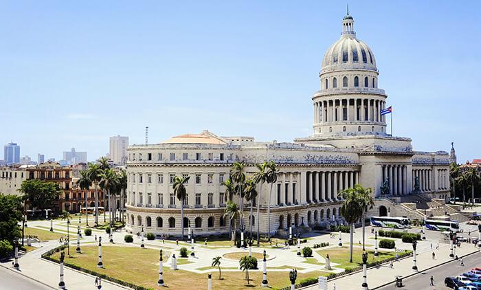 The Havana Capitol