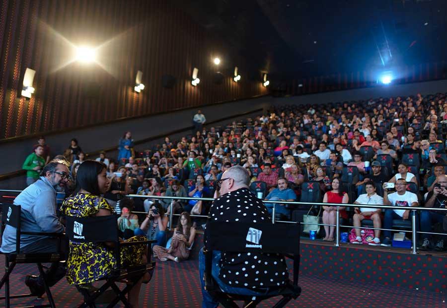 El cine es vida