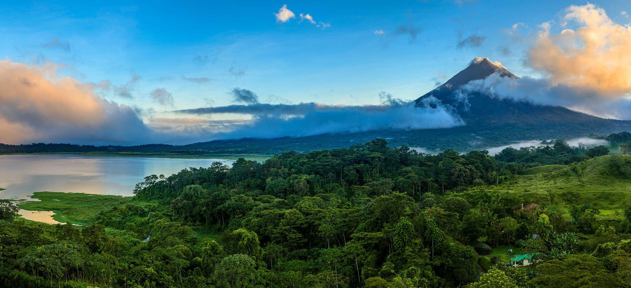 Descubra Costa Rica con Copa Airlines