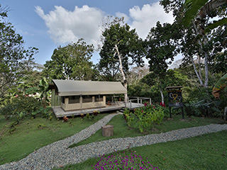 Cabaña de Canopy Camp en Darién