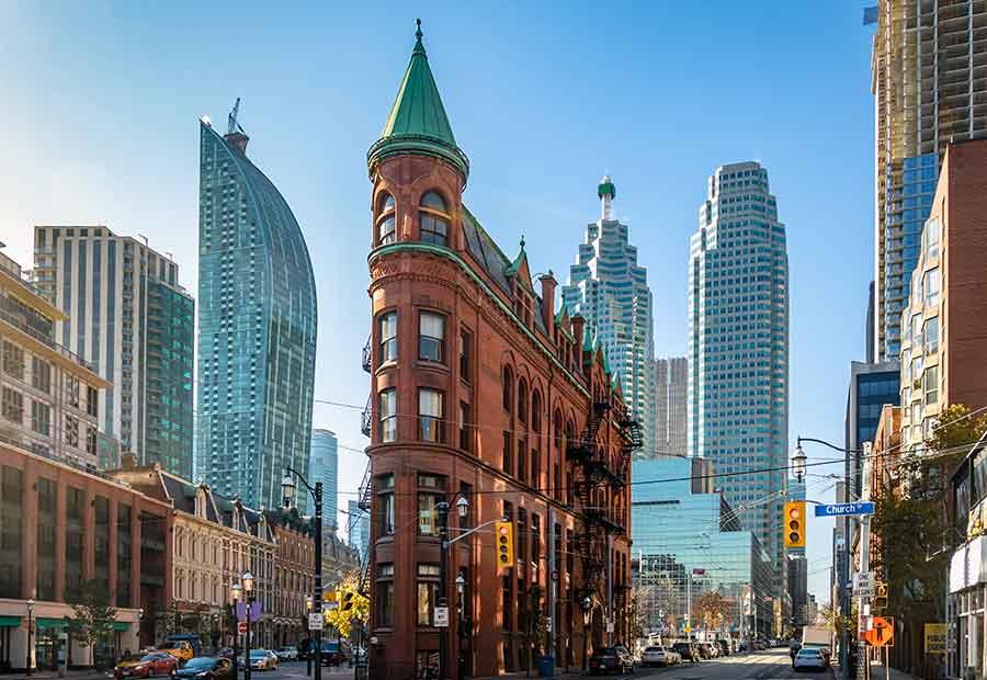 Festival in Toronto