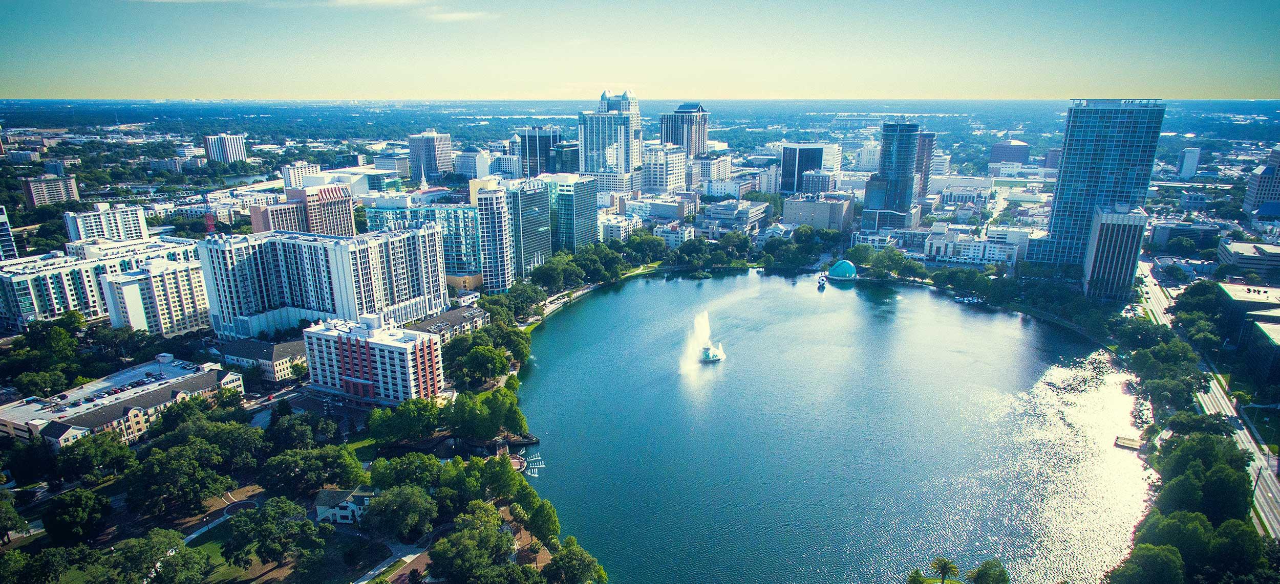 Descubra Orlando com a Copa Airlines