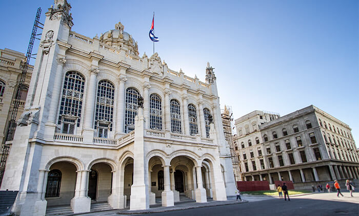 Revolution Museum Building