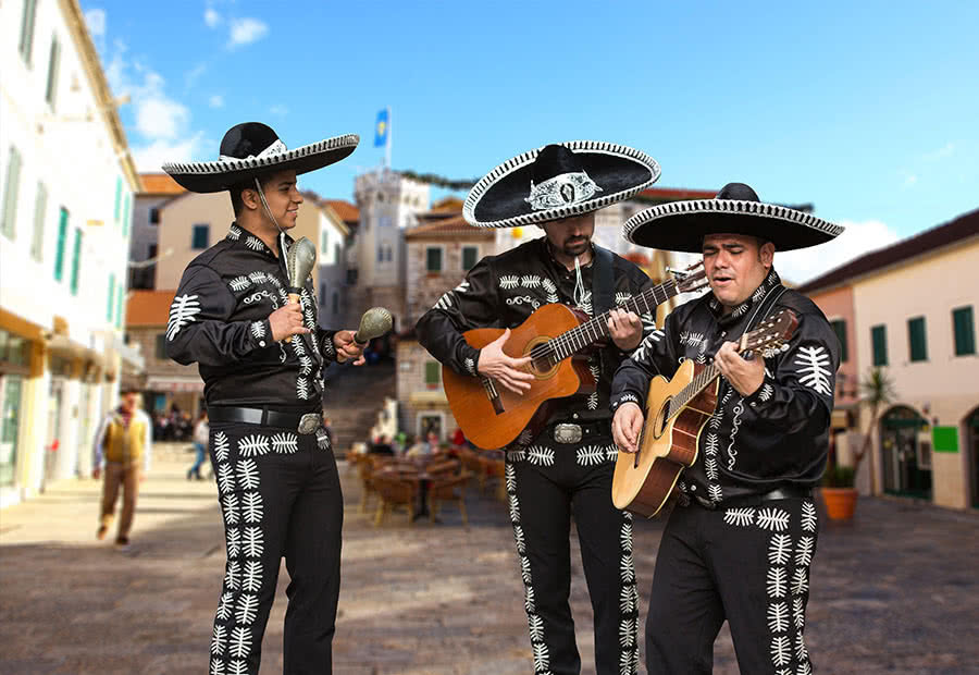 Mexico is a place of joy and color, rich in Latin American culture, filled