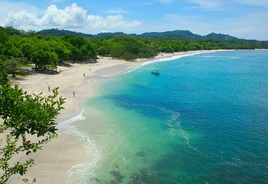 Costa Rica is bordered by water on two sides, making it an incredible destination for anyone seeking
