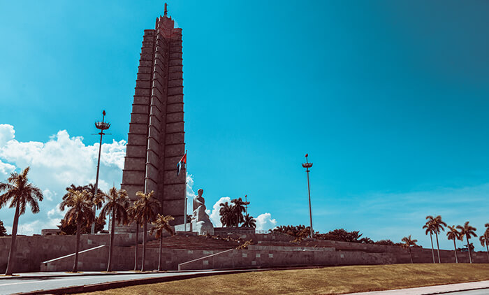 José Martí Memorial, in Revolution Square, Havana