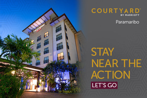Courtyard by Marriott - Paramaribo - Stay near the action - Lest's go