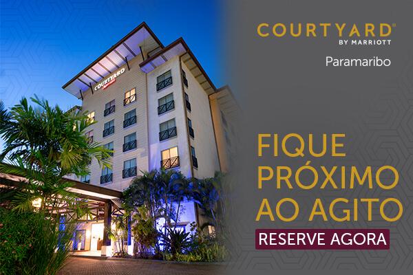 Courtyard by Marriott - Paramaribo - Fique próximo ao agito - Reserve agora