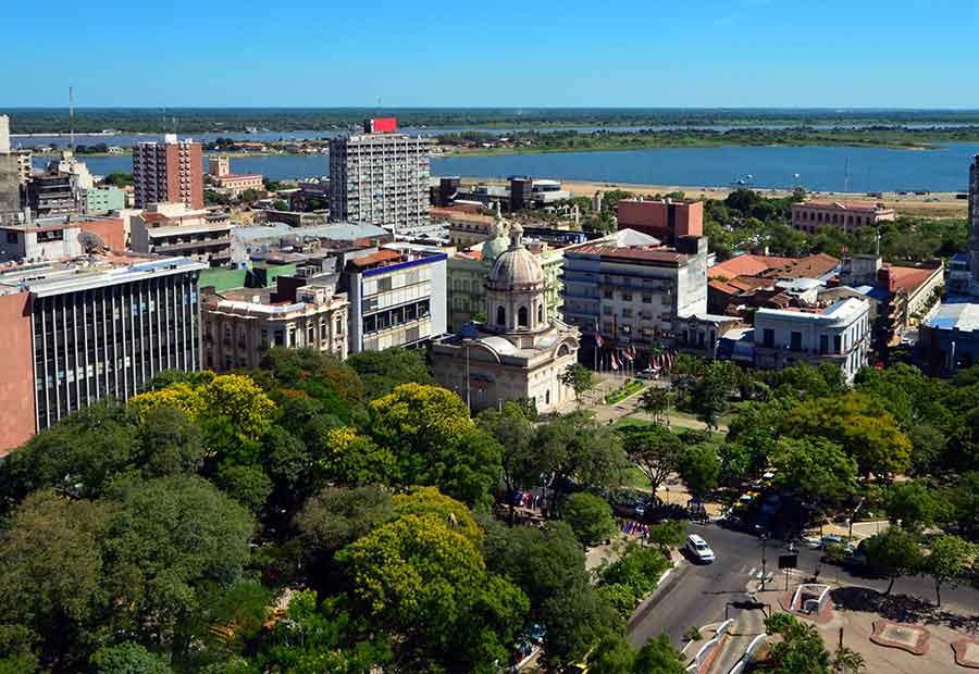 Recorriendo Asunción