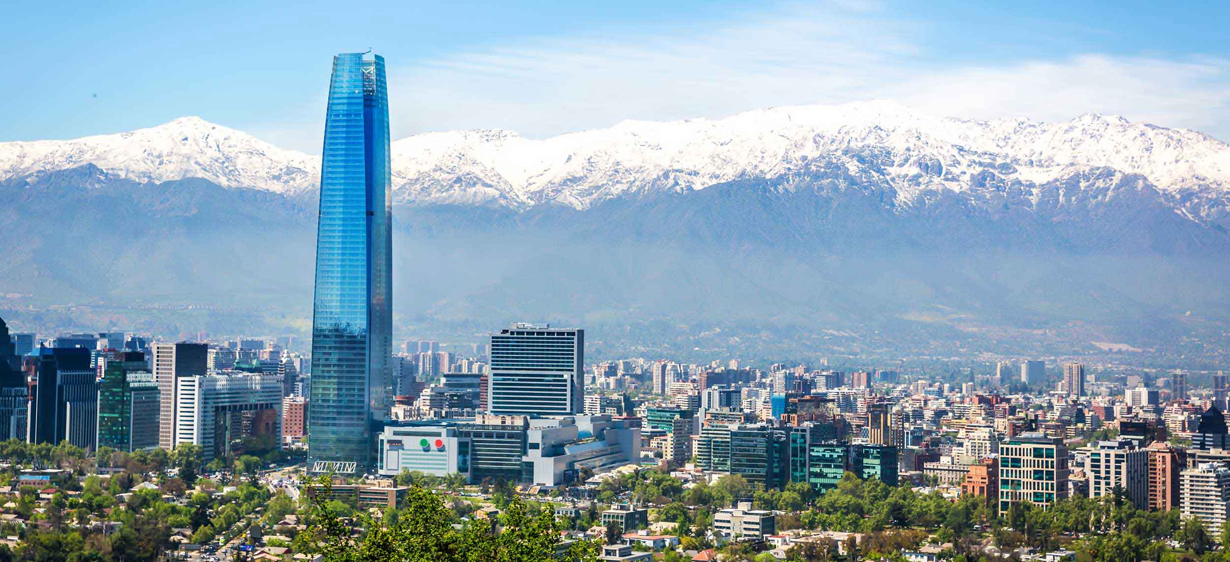 Discover Santiago with Copa Airlines