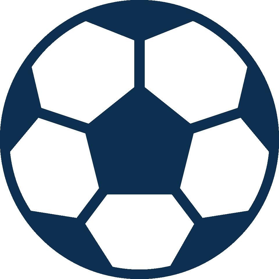 ícono de balón de futból