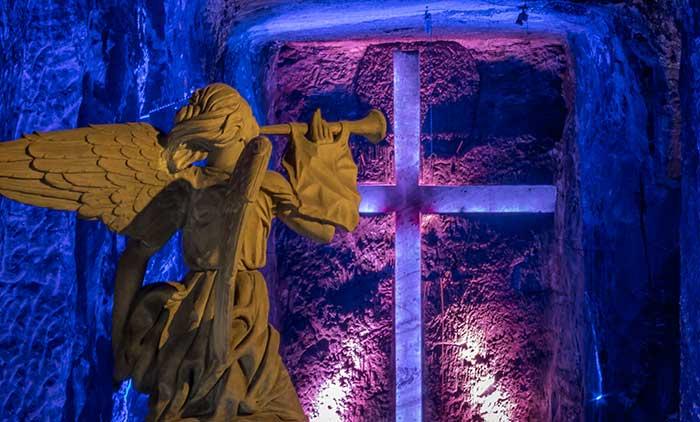 Catedral de Sal en Bogotá