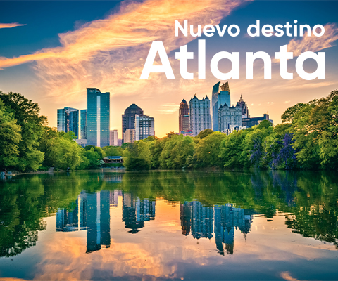 Nuevo destino Atlanta, Diciembre 2021