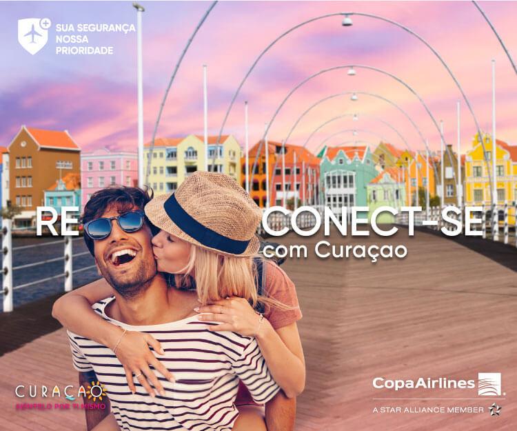 Reconecte-se com Curaçao